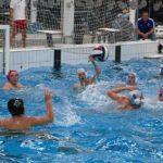 wedstrijd waterpolo
