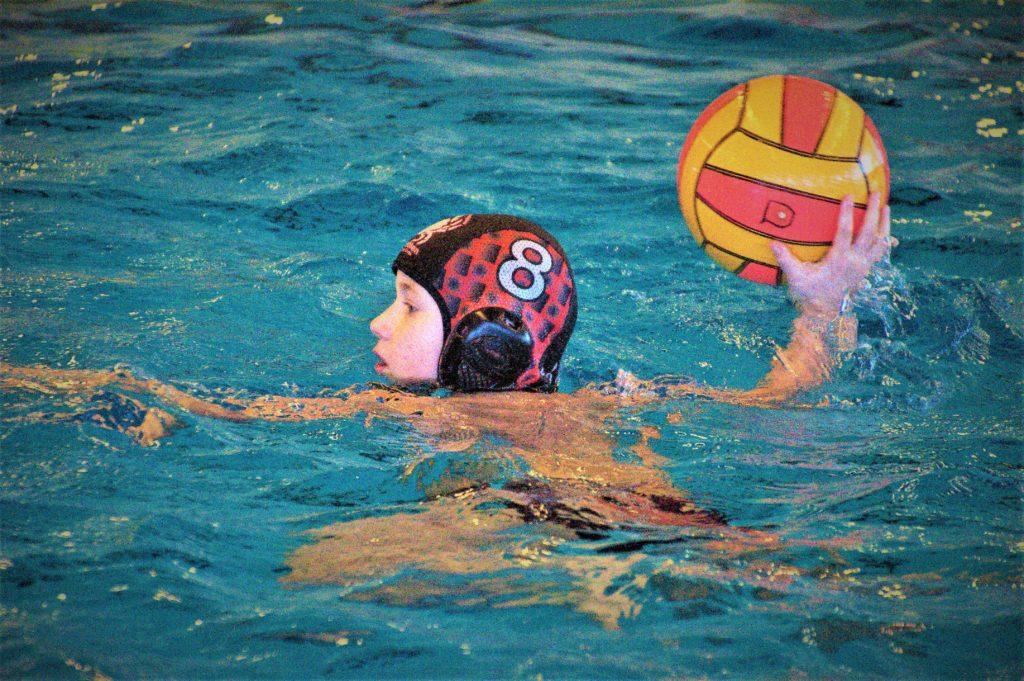 waterpolo-speler