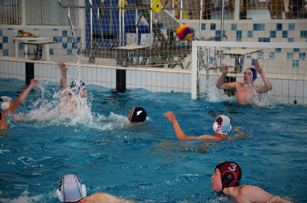 mixtoernooi waterpolo 2021